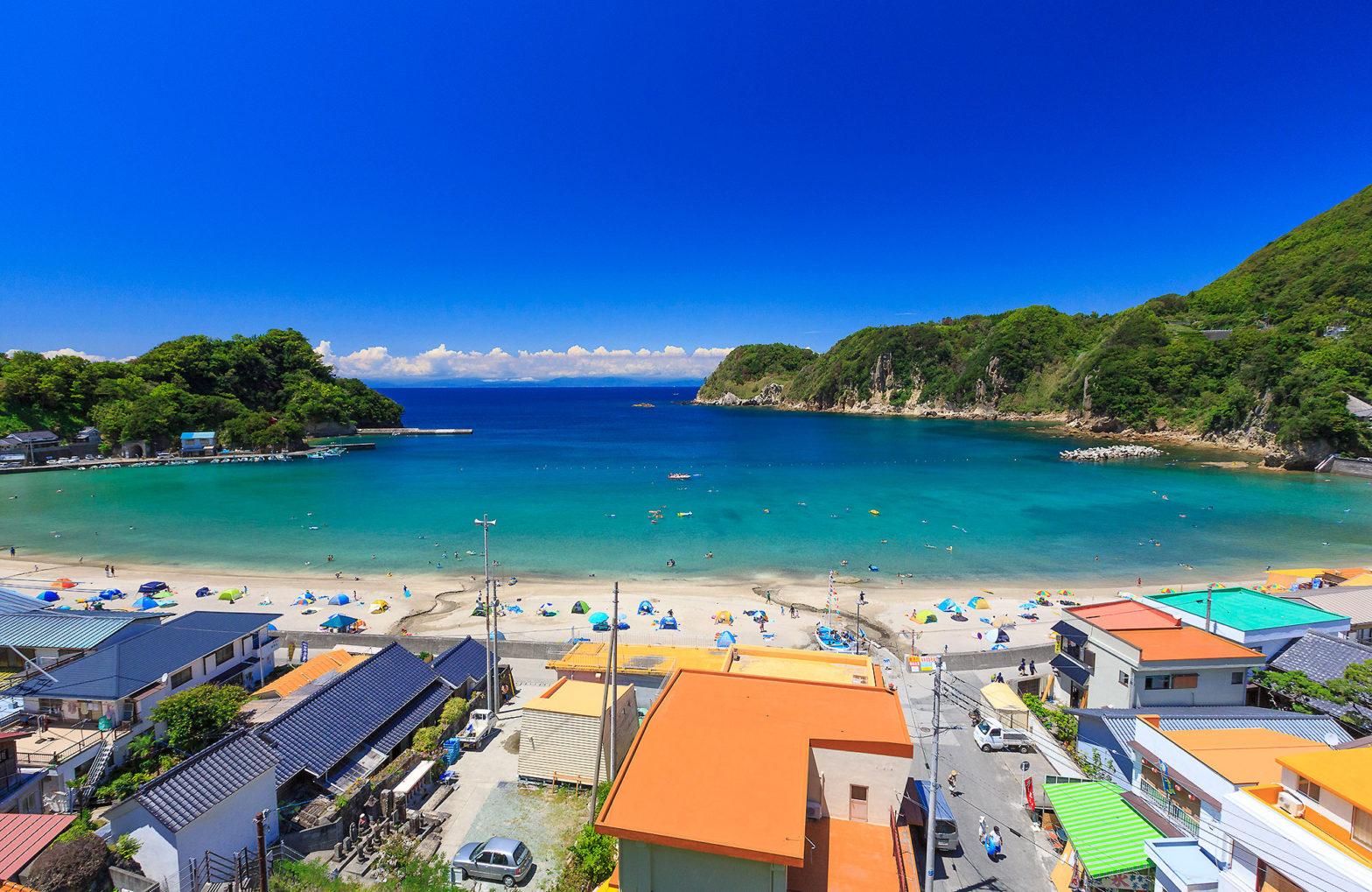 Iwachi Swimming Beach