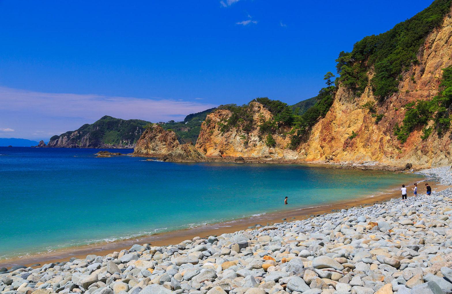 Koganezaki Swimming Beach