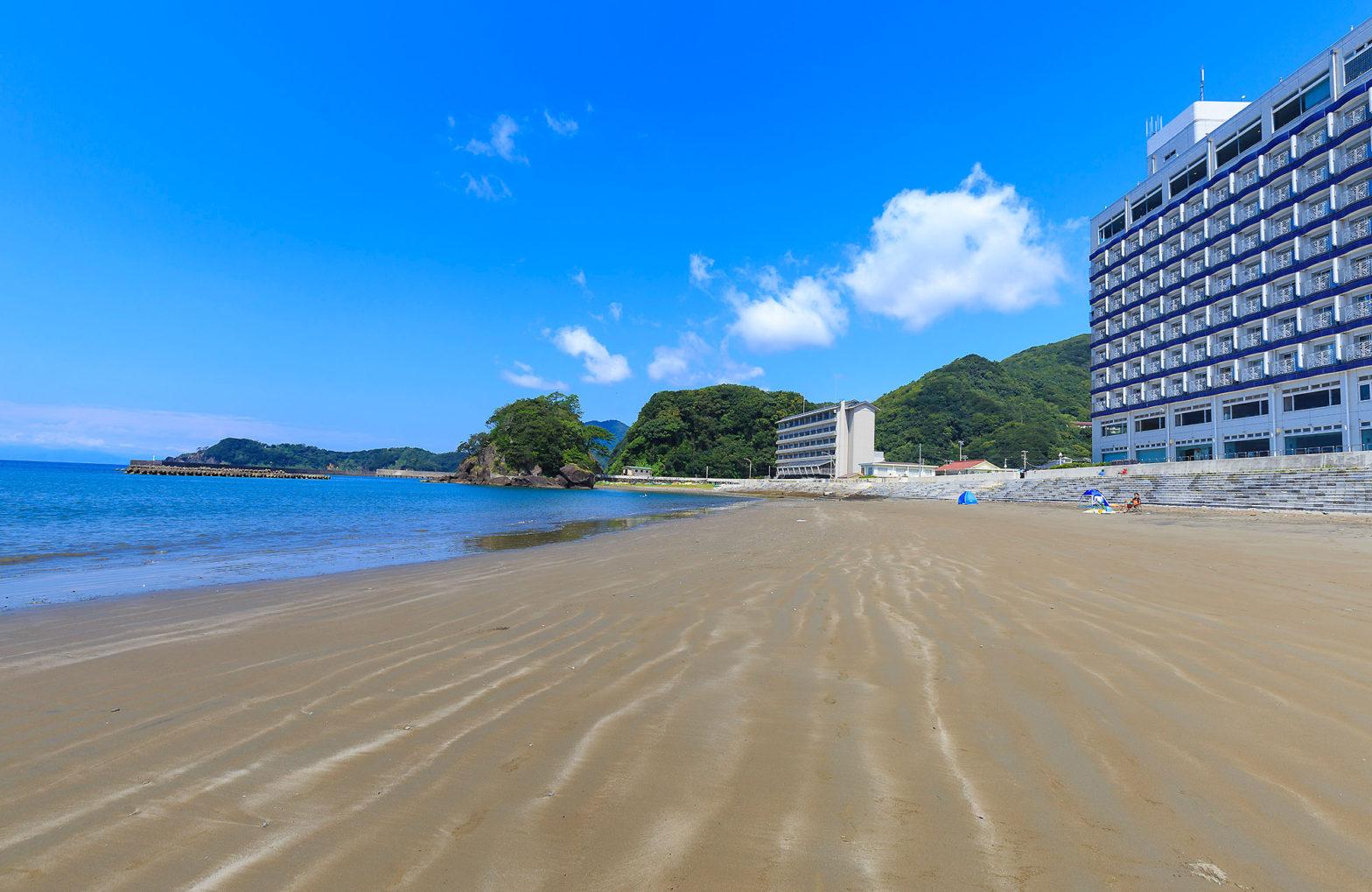 Matsuzaki Swimming Beach