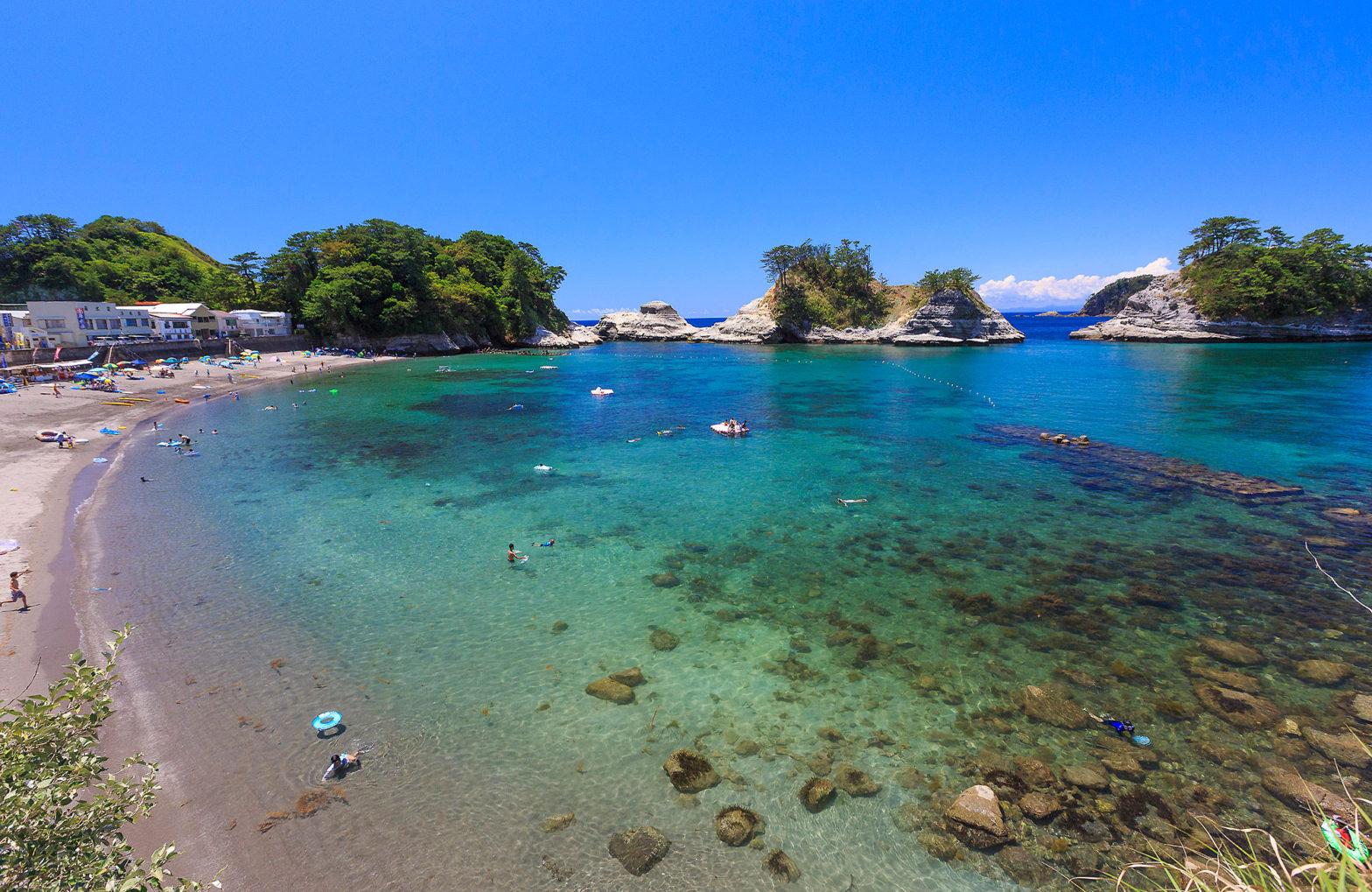 Norihama Swimming Beach