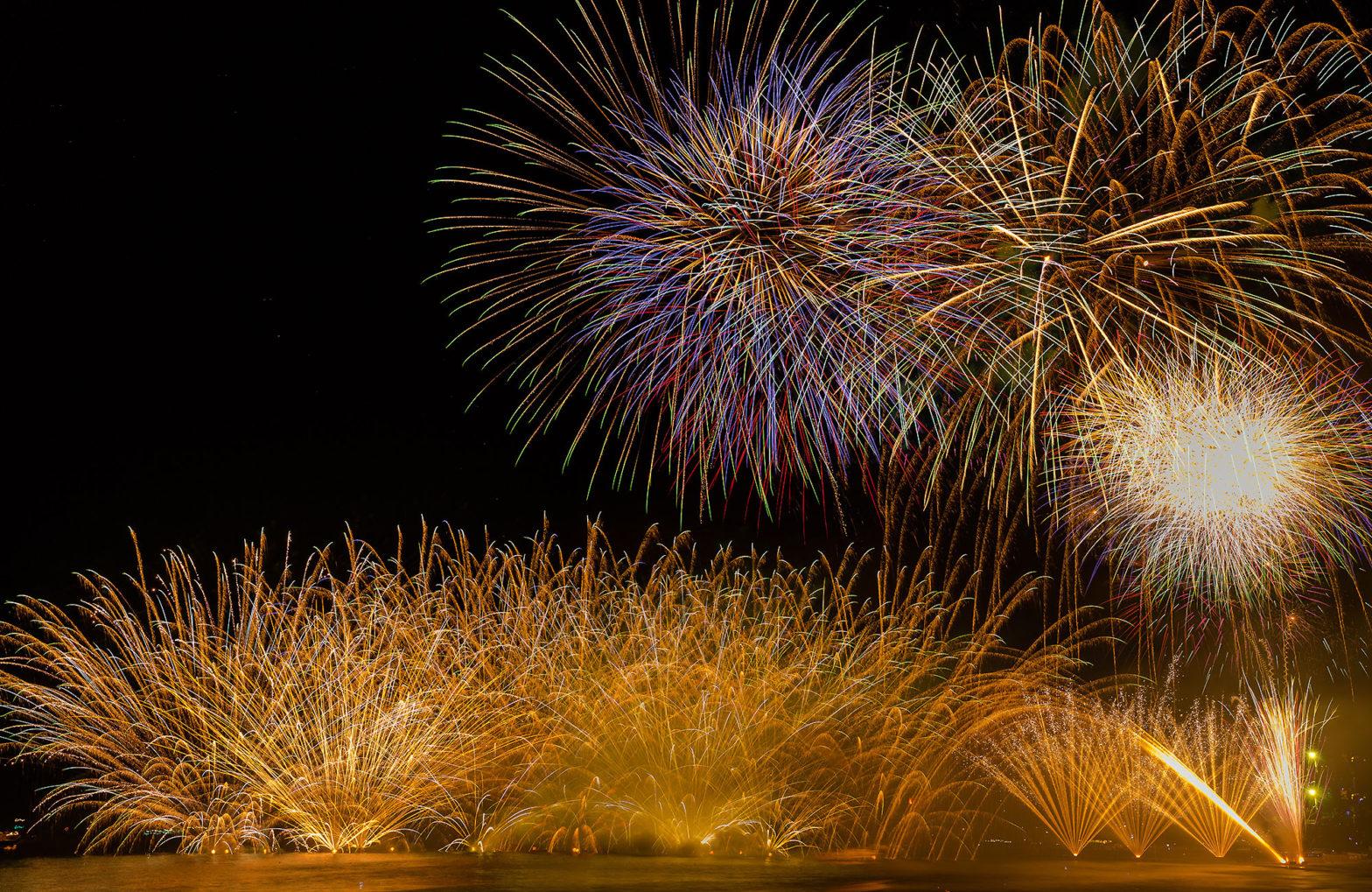Yumigahama Fireworks